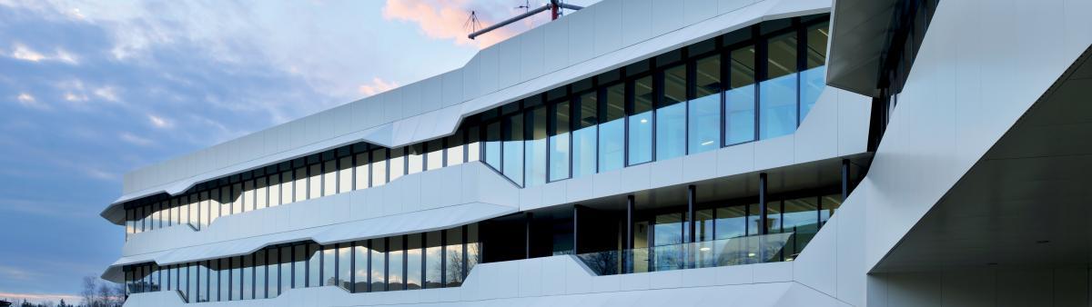 Fassaden aus Produktion von Novak E92
